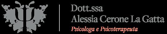 Dott.ssa Alessia Cerone La Gatta